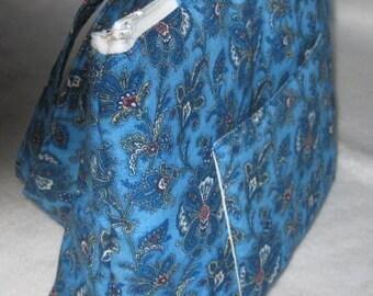 Leslie, Zippered Lunch Bag, Insulated, Epattern, PDF, Downloadable Digital Pattern