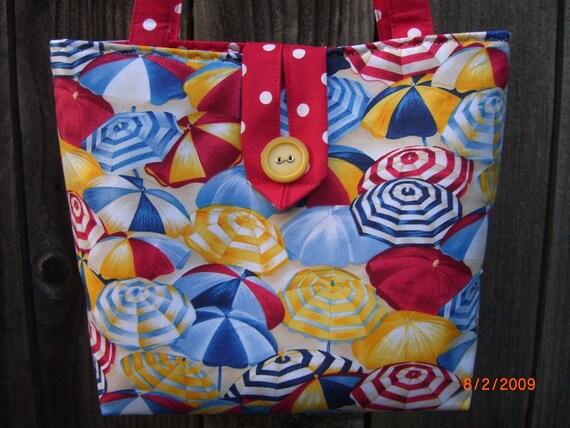 "A Day at the Beach Purse Handbag ""SALE"""