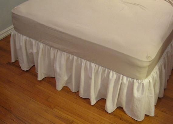 Full Size Bed Skirt 51