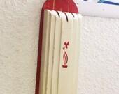 Vintage knife holder - NUWAY - knife rack - knife block - wall hanging