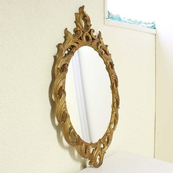 Vintage Wall Mirror Wall Hanging Mirror Turner Wall