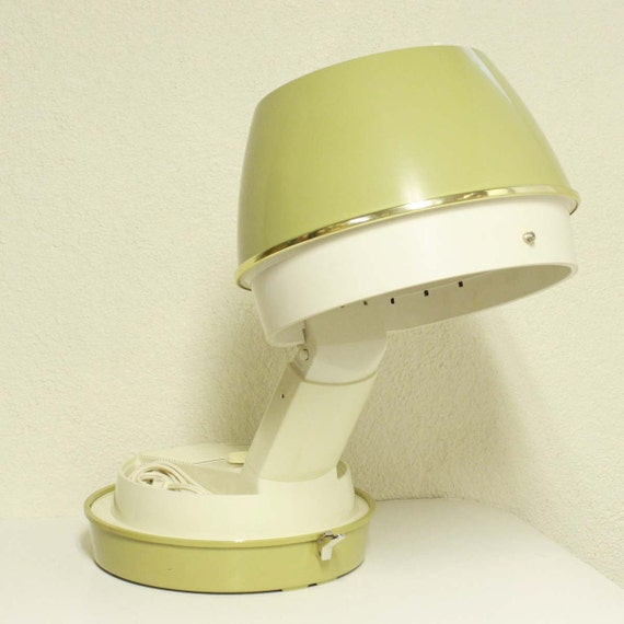 old style hair dryer vintage salon style hair dryer dominion scovill light 1872 | il 570xN.252698997