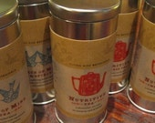 nutritive tea, 100% organic and wildcrafted hand-mixed herbal tea