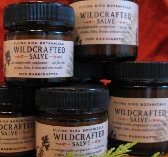 0210 1 oz wildcrafted salve
