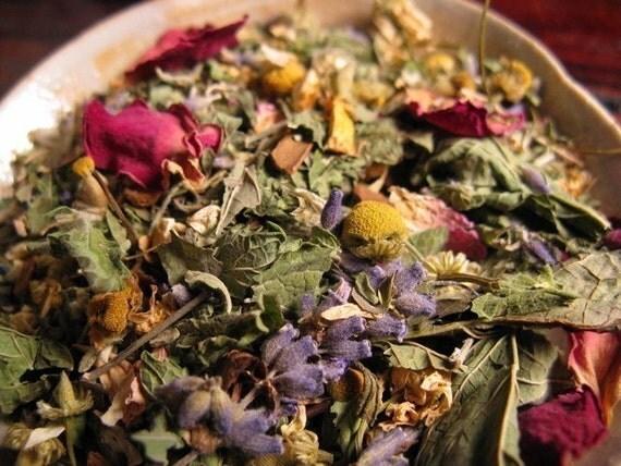 sweet dreams plus organic herbal tea