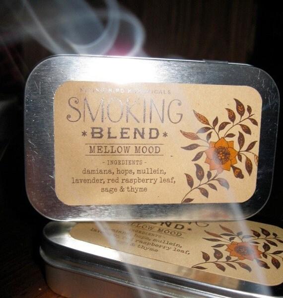 flying bird smoking blend... mellow mood