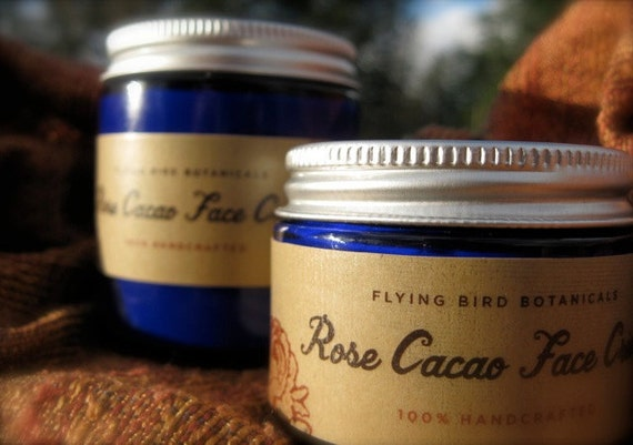 0200 organic rose cacao face cream...made with 100% organic natural ingredients