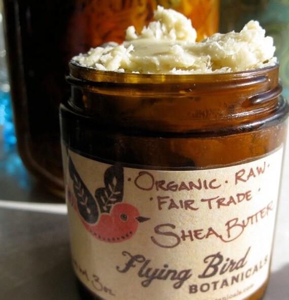 3oz shea butter... 100% organic fair trade unrefined