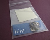 silver polishing tool for jewelry - polishing pad