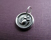 bianca mouse sterling silver charm