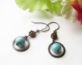 Loving Turquois - Earrings
