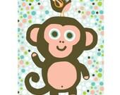 Postcard Monkey