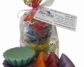 Grab Bag of 6 HIGHLY Scented Wax Melts Tarts