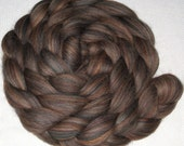 Combed Top / Roving Spinning / Felting Fiber 100% Merino Wool - Fernwood - 4 Ounces