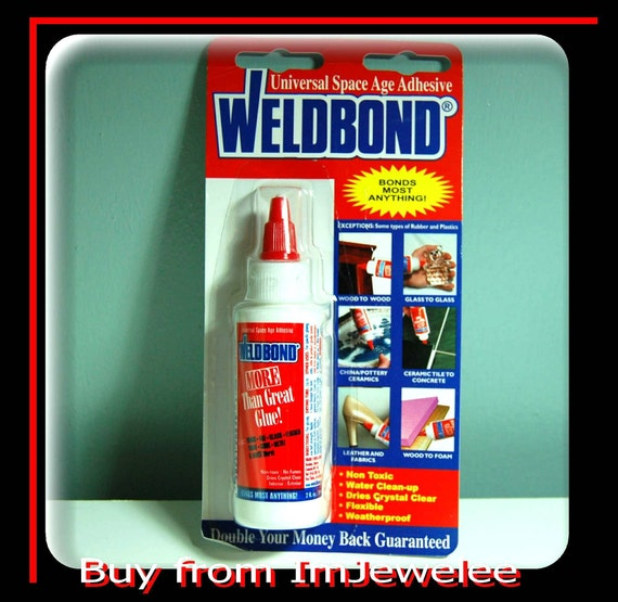 Weldbond The Universal Space Age Adhesive Glue