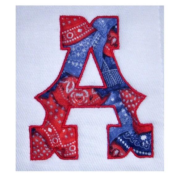 Machine Embroidery Designs Applique Alphabet Monogram 007 BUY 2 GET 1 FREE