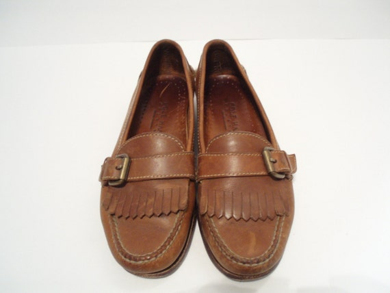 Size 7 1\/2 Cole Haan Country Loafers