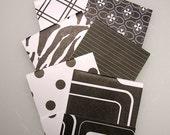 Matchbook Notepads - Set of 6 Mini