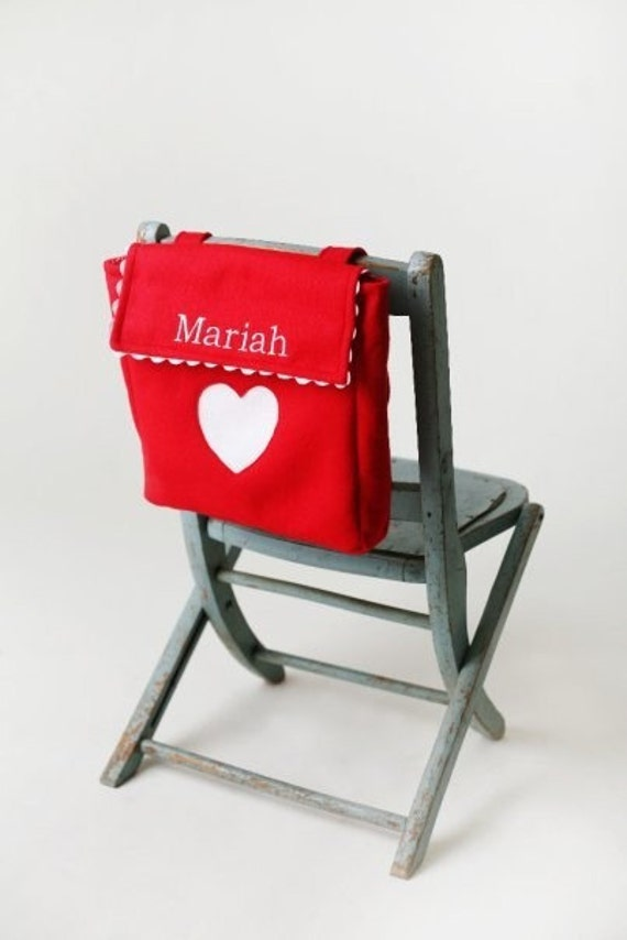 Valentine Mailbox Chair Backer - Birthdays, Easter, Halloween