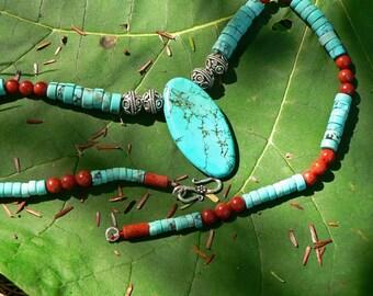 Dream of Tibet Necklace