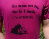 The Human Head Men's T-Shirt