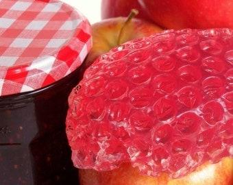 Cranberry Apple Marmalade Soap -  Cinnamon Apple Cider Fragrance, Autumn Fall Soap - Honeycomb Soap Gift
