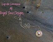 ITEM OF THE WEEK- Cupcake Connoisseur Necklace - 20 perfecent off this week only