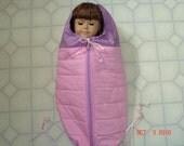 American girl doll Sleeping bag