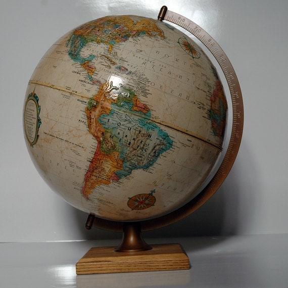 "Replogle Globe 12 in  Diameter ""World Classic Series"""