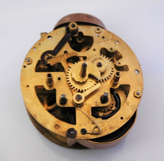 Clock - Gilbert Co.1902 Vintage