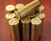 38 Special  Bullet Shell Casings - Set of 12
