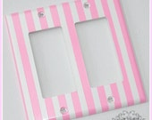 Items Similar To Handpainted Switch Plate Cover Double