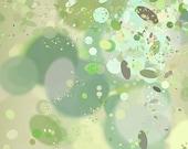 Jellybeans Art - 8x10 Print - Jellybeans Spilling