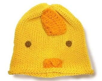Organic Cotton Chickie Hat