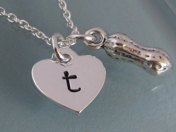 My Little Peanut - Mother's  charm necklace-