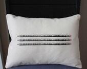 Classroom Cushion - Pencils