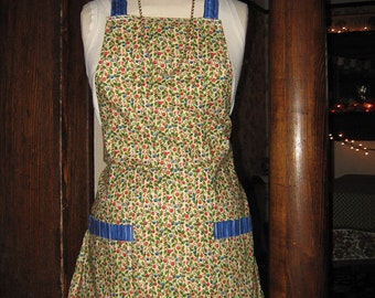 Women's Full Christmas Apron