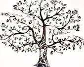 Papercuts-cutouts-handcuts-I just love tree