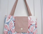 Retro Cotton Tablecloth bag