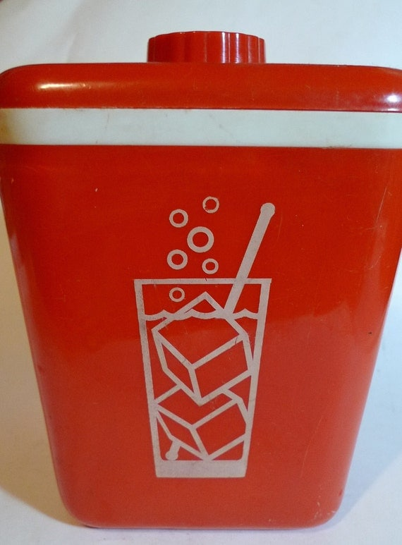 Muppet movie prop vintage ice bucket 1950s from the movie Muppets from Space  prop