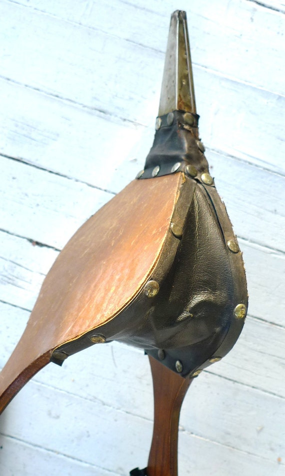 Vintage Bellows Fire Stoker Rustic Farmhouse By Cozystudio