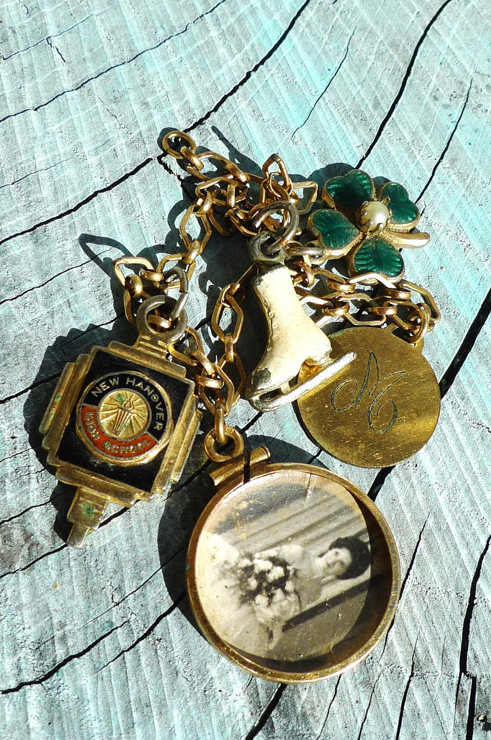 3 Home Decor Trends For Spring Brittany Stager: For Mollie 1950s Charm Bracelet High School 1950s