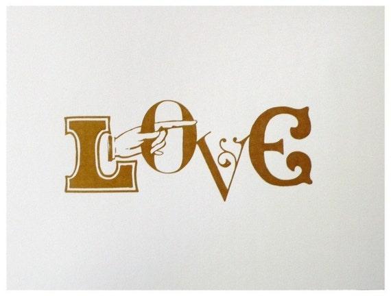 love, this way