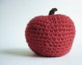 Wool Red Apple
