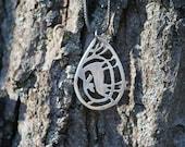 Viking Deer Pendant