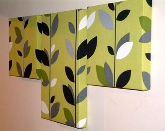Handmade Set Of 3 Contemporary Modern Designer Very Funky Wall Hanging