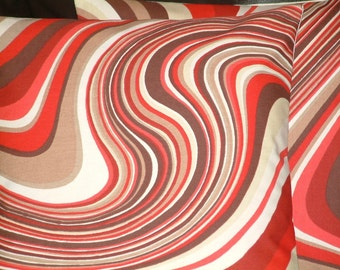 "2 16"" Contemporary Ruby Red Retro Designer Funky Cushion covers,Pillowcases,Pillow Covers,Pillow Shams,Throw pillows"
