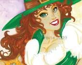 The Lucky Fairy Bookmark