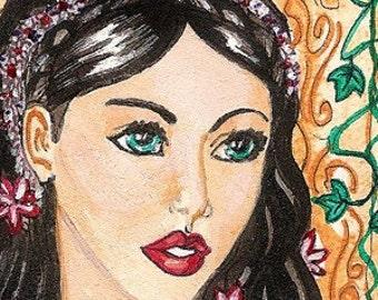 Maid Marian 8x10 Print