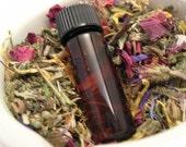 CAMELOT merlin inspired perfume oil - Petitgrain, Cinnamon and Myrrh